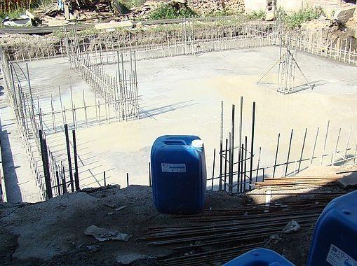 Водонепроницаемы бетон глина в бетоне