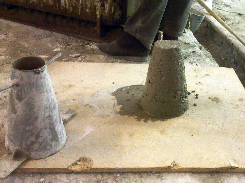 Пластичный бетон это гараж керамзитобетон