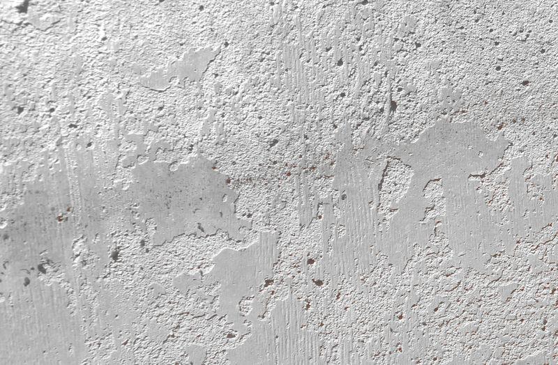 Бетон шелушится трещины бетоне