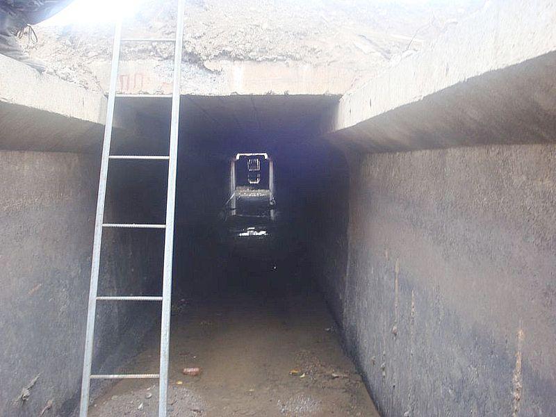 сероводород бетон